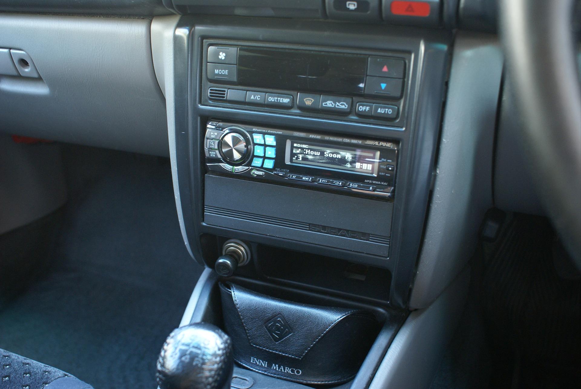 Головное устройство Alpine CDA-9887R - 002