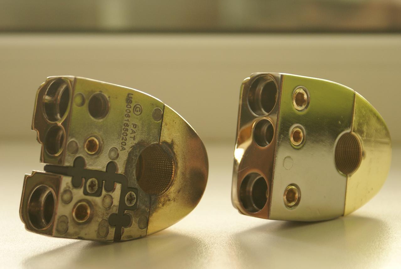 Клеммы аккумуляторные PHOENIX GOLD - 004