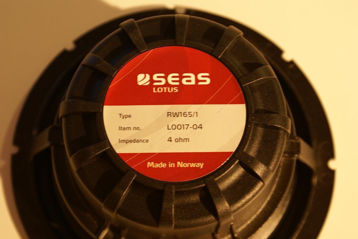 Миды Seas LOTUS Reference RW1651 SS L0017 - 008