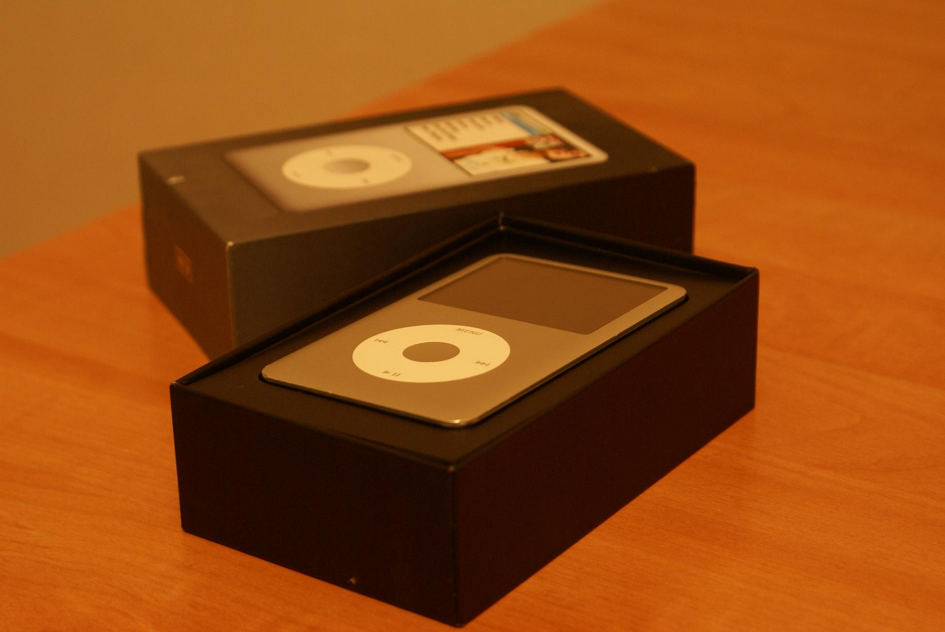 Ipod Classic 160gb - 002