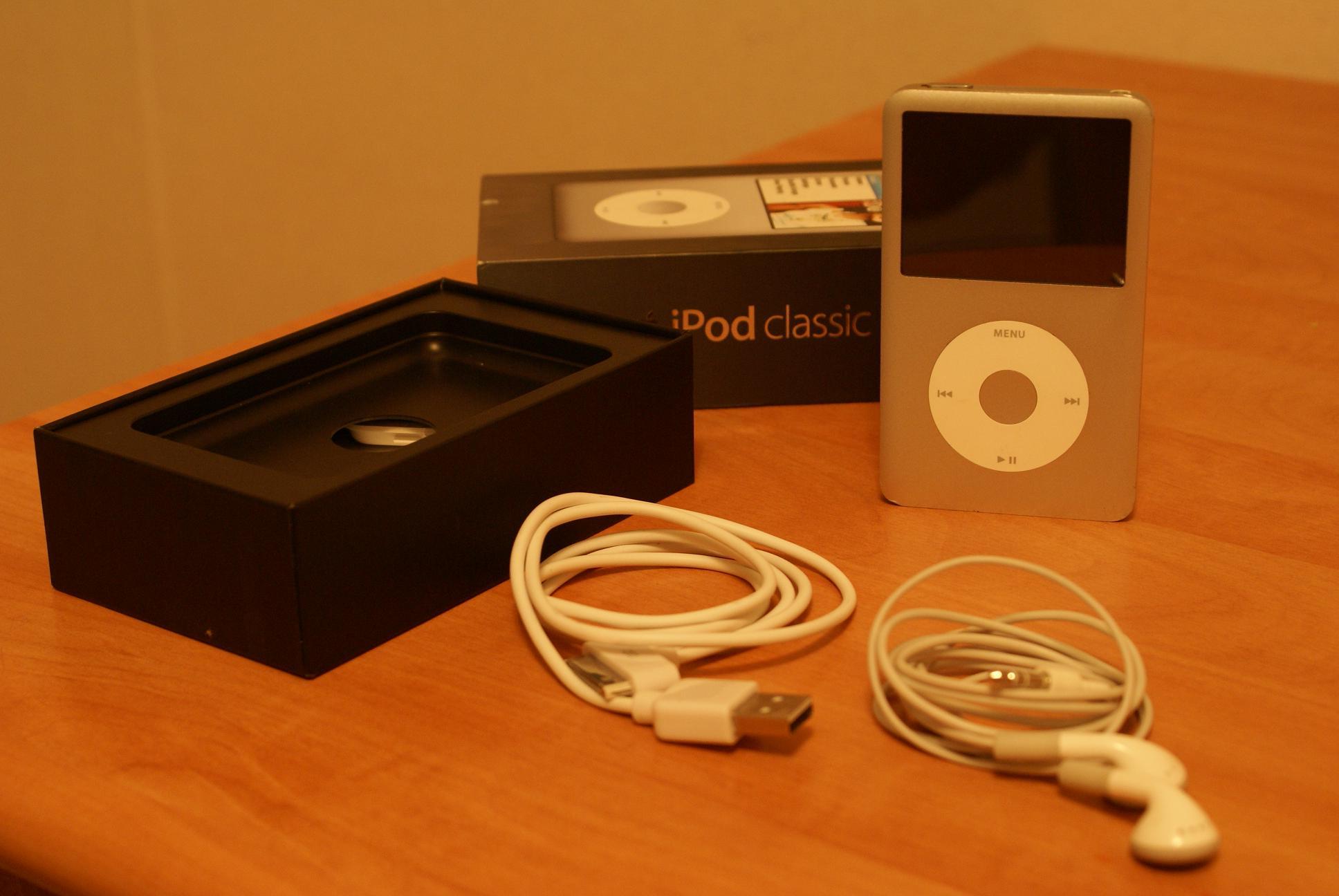 Ipod Classic 160gb - 003