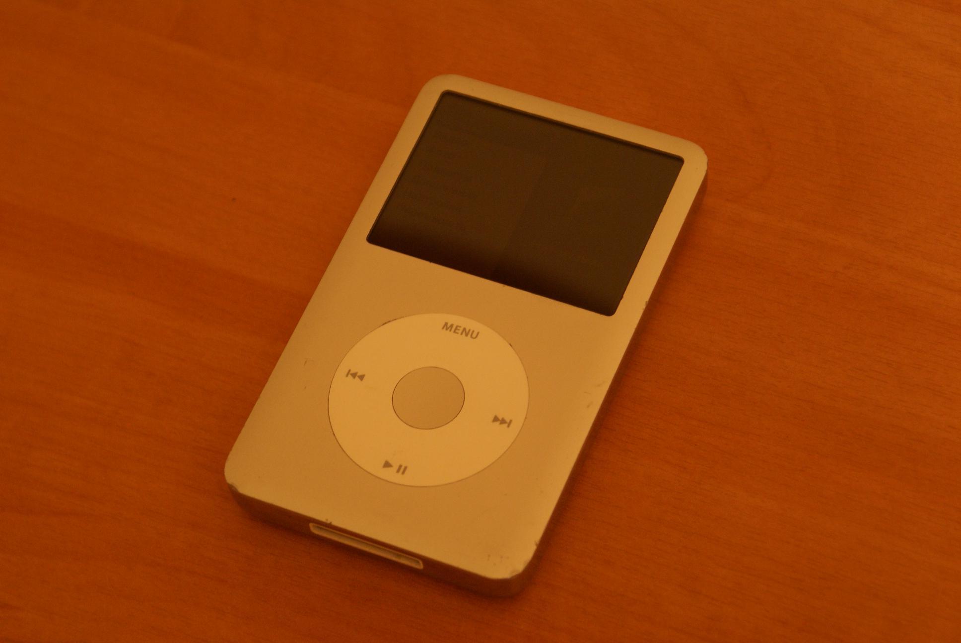 Ipod Classic 160gb - 004