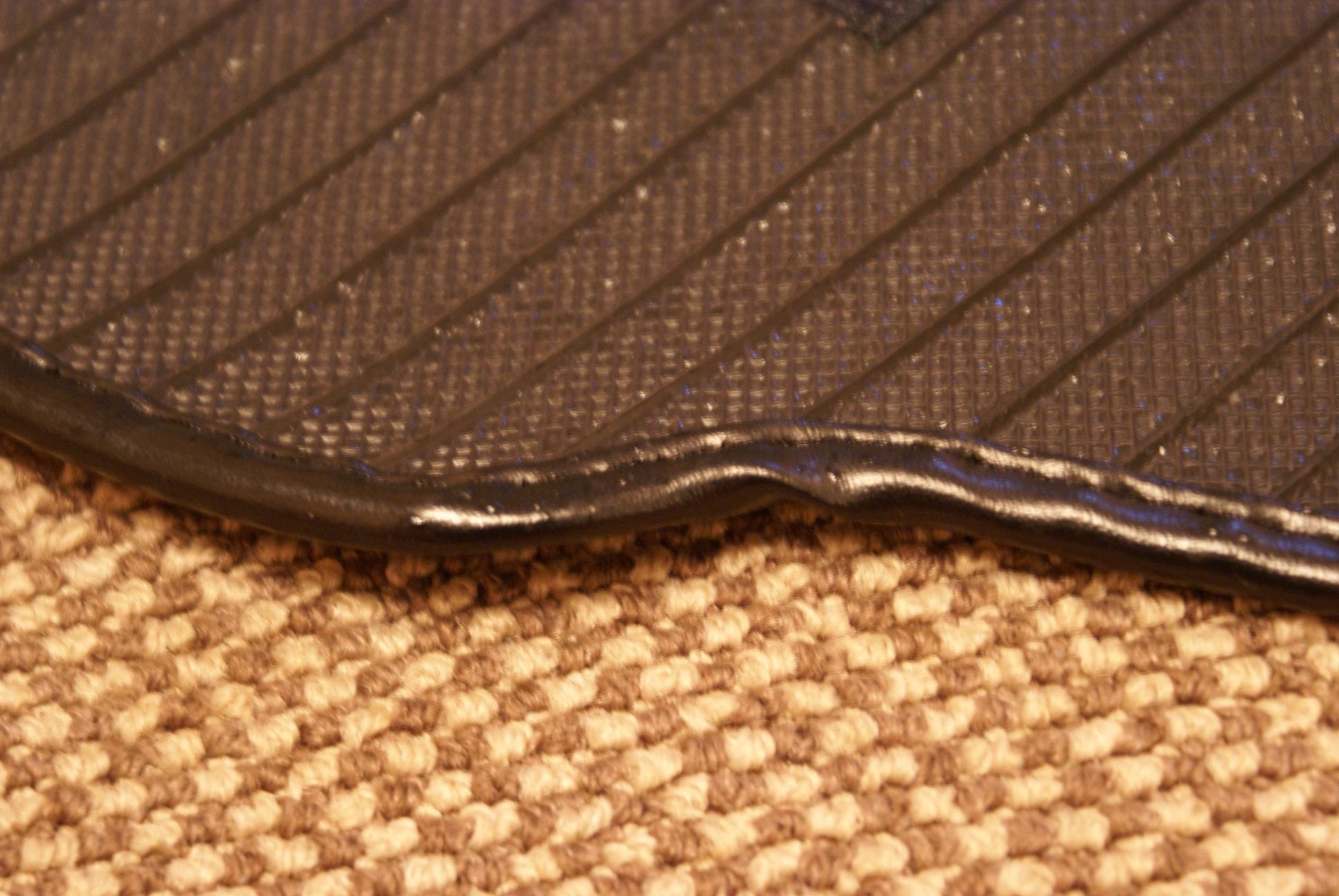 Оригинальный ковёр в багажник Forester SF5 - 002