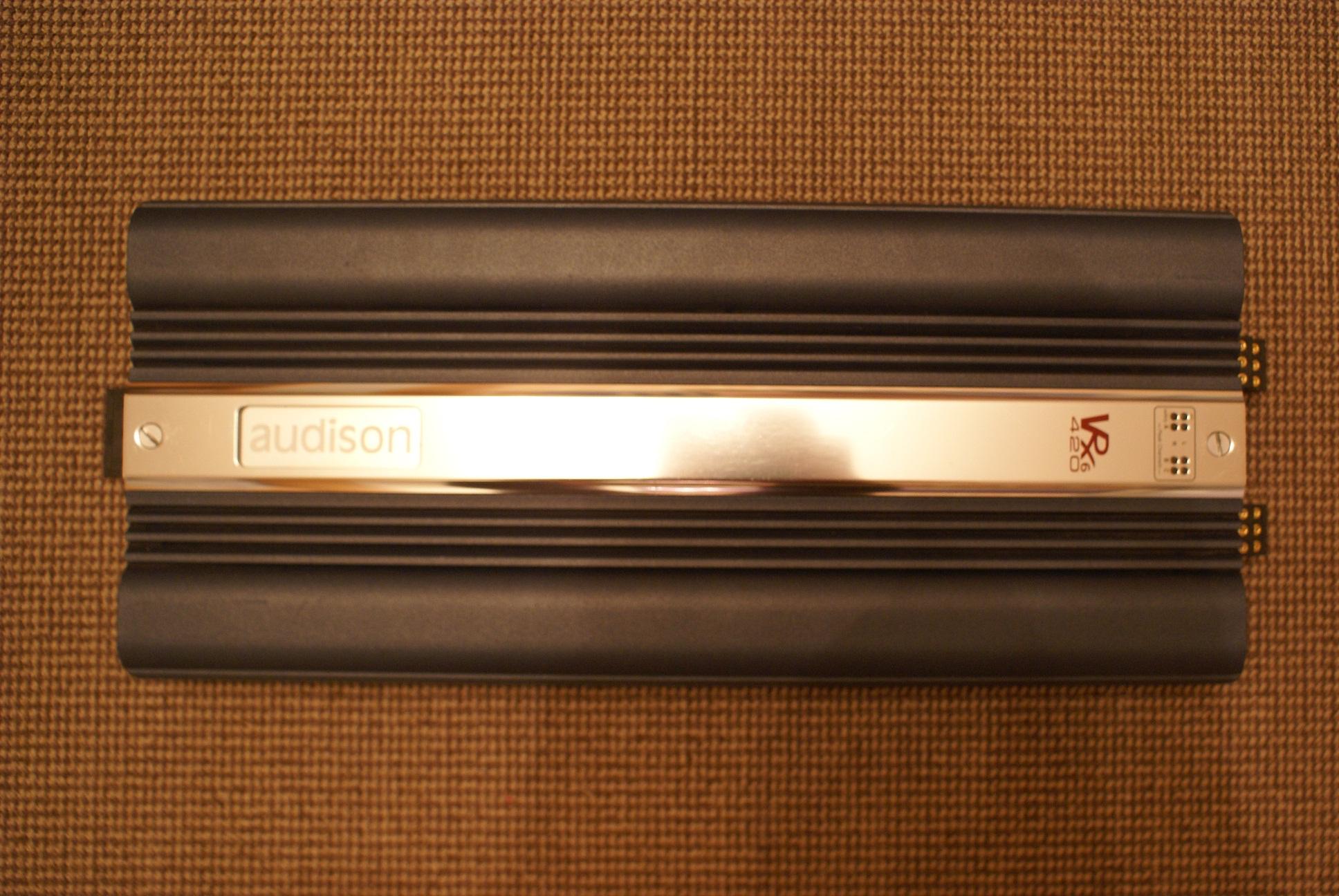 Усилитель Audison VRx 6.420 - 001
