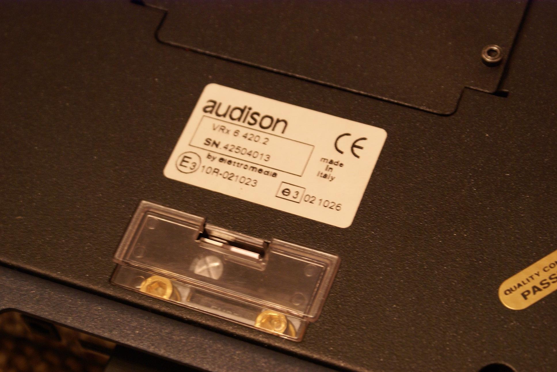 Усилитель Audison VRx 6.420 - 008