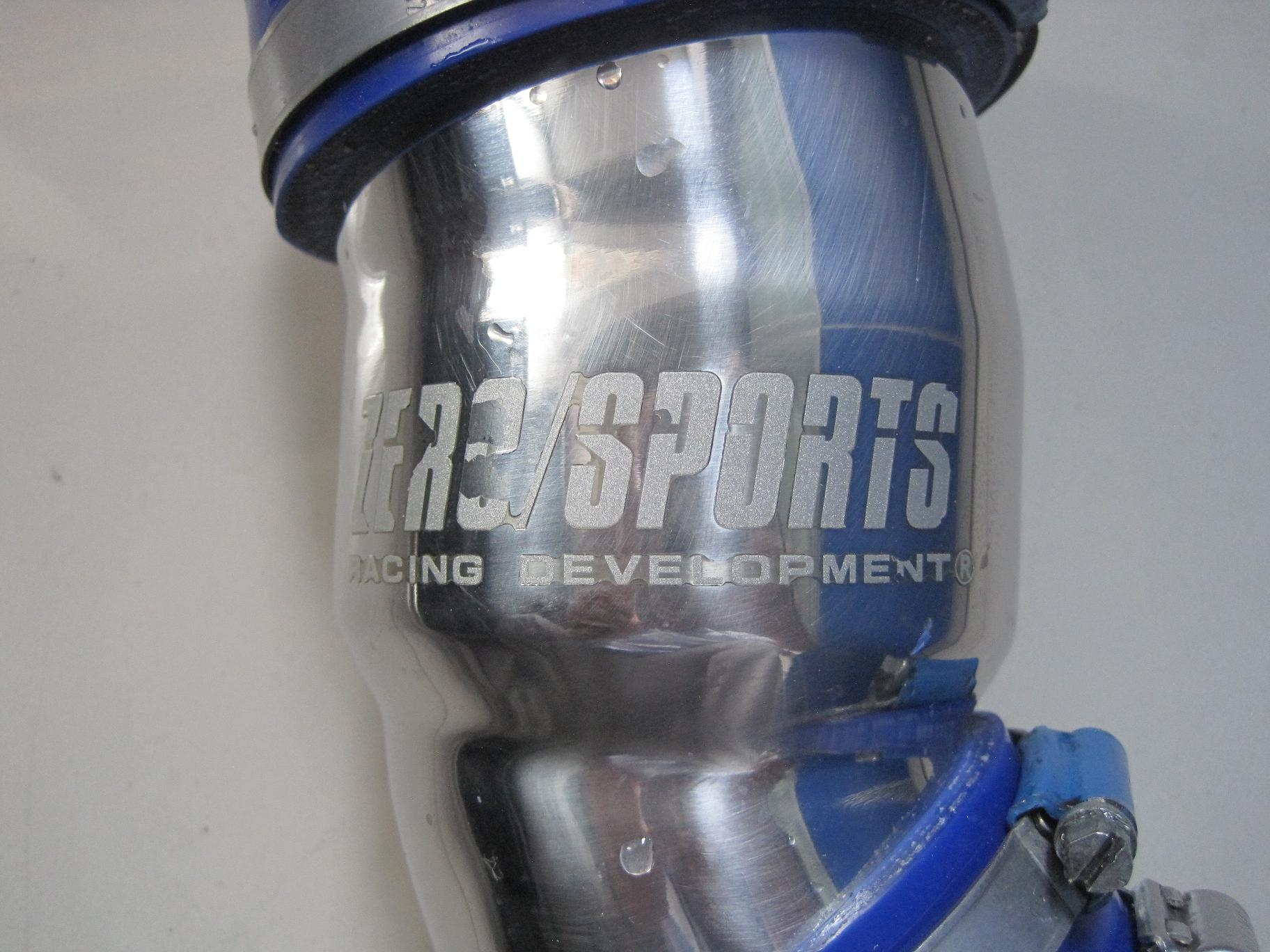 Патрубок впускного воздуха Zero-Sports - 002