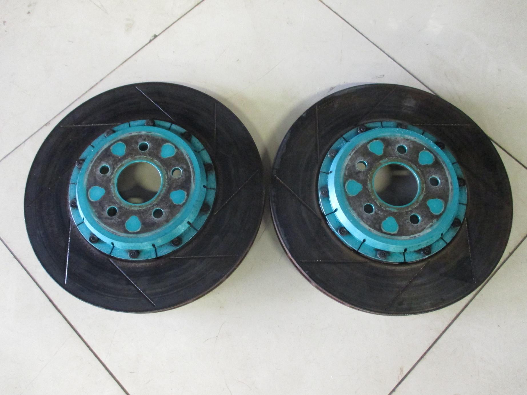 Чугунные тормозные диски