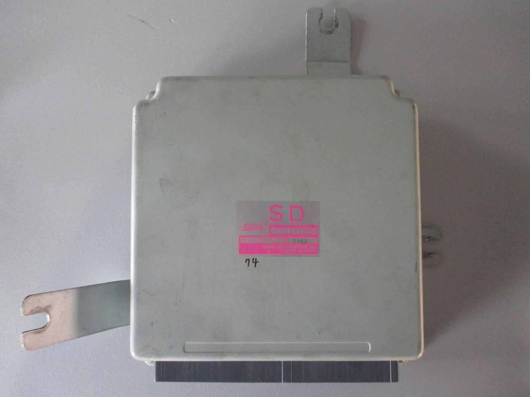 ECU Subaru Impreza GC STI S201 - 001