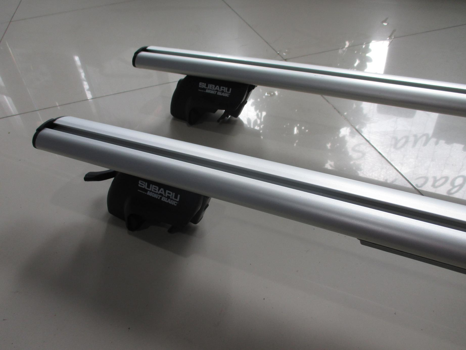 Релинги Subaru - 002